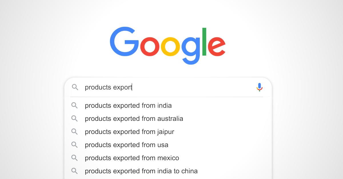 Google-ads-products-export, 外銷關鍵字廣告