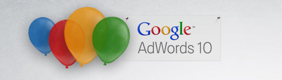 Google Adword 10 years old